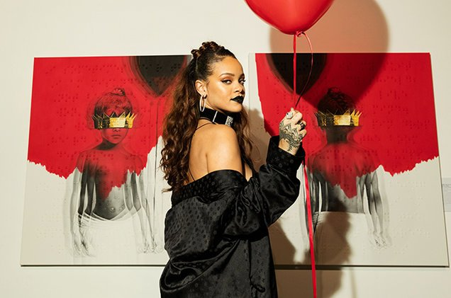 Review: ANTi – Rihanna Makes An Impression With Half The Fun